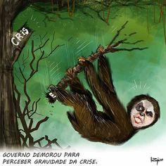 Pois... como se este Brasil não estivesse a passar por uma grave crise política, social e econômica!...