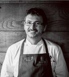 Andoni Luis Aduriz. Chef