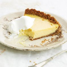 """LC LEMON PIE 16 oz cream cheese 8 oz plain Greek yogurt 3 pkts of Crystal Light On the Go powdered lemonade or SF lemonade mix to make 6 c  Beat all ingredients together. Pour into cooled LC Pie Crust (SEE BELOW). Refrigerate until set. Opt: Top with SF whipped topping   LC PIE CRUST 1 c finely chopped almonds 2 pkts or 4 tsp sweetener 2 tbsp butter, melted  2 tbsp egg white, beaten   Preheat oven to 350. Stir ingredients together & press into a 9"""" pie pan. Bake for 12-15 min until browned."""