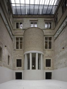 NEUES MUSEUM Berlin Germany | David Chipperfield Architects