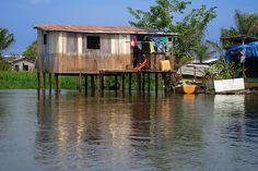 Stilt House - Iranduba, Amazonas