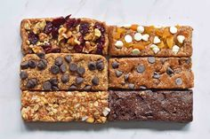 Granola Bars Peanut Butter, Chocolate Peanut Butter, Healthy Sweets, Healthy Snacks, Chocolate Granola, Oat Bars, Survival Food, Greek Recipes, Us Foods
