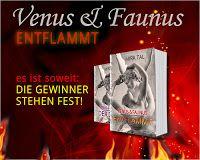 Merlins Bücherkiste: [Gewinn-Auslosung] Venus & Faunus Band 02 - von Mira Tal #Gewinnspiel