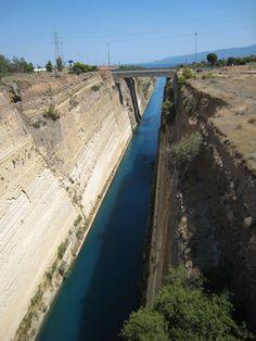 The Corinthian Canal