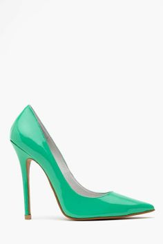 Jeffrey Campbell Darling Pump - Mint