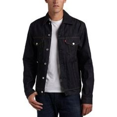 Click on the image for more details! - Levi's Mens Trucker Jacket, Rigid, X-Large (Apparel)