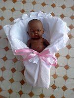 Bebé de la casa Antonio Juan