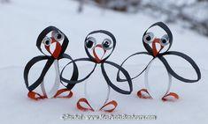 Tučňáci v franku Snow Buddies dědeček