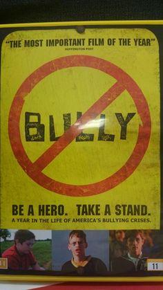 Bully ett spel om mobbing