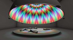 Olafur Eliasson artwork | art world : o0O the circle opens o0O- | caricia tropical