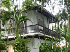 Balcon de Juan Ponce de Leon