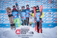 SWATCH FWT 2015 Vallnord-Arcalis, ANDORA – RESULTS