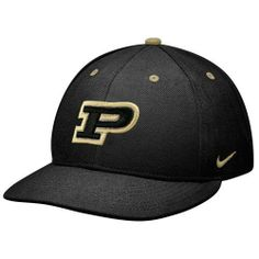 Nike Purdue Boilermakers Black On-Field Fitted Hat (7 1/4) by Nike. $27.95. Get in the action with the Boilermakers' On-Field hat by Nike!Quality embroiderySix panels with eyeletsStructured fitFittedEmbroidered Nike logoImported100% WoolOfficially licensed NCAA product