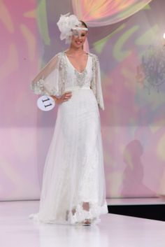 The Alley: Gown by at the recent Queensland Brides Design Awards Design Awards, Spring Wedding, Catwalk, Wedding Gowns, Couture, Formal Dresses, Brides, Fashion, Homecoming Dresses Straps