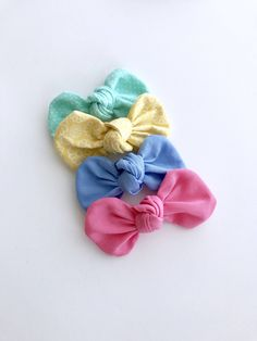 A personal favorite from my Etsy shop https://www.etsy.com/listing/510925542/sunny-day-knot-bow-headband-sethairbow