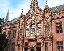 Heidelberg University, Heidelberg, Baden-Württemberg, Germany