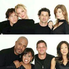 Grey's Anatomy...old school
