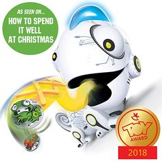 Robo Remote Control Chameleon Interactive Pet Toy Robot Kids Gift Puzzle Game