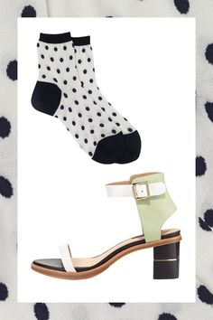 The Olsen-Approved Trend You CAN Pull Off #refinery29  http://www.refinery29.com/socks-with-sandals#slide2
