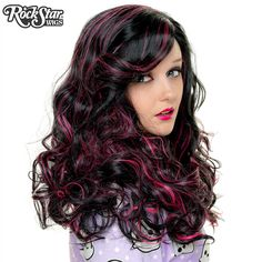 00694_PeekABoo_Black_with_HotPink_Highlights_03.jpg (1200×1200)