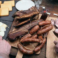Nakládání a uzení masa   Udírny.cz Sausage, Meat, Instagram, Sausages, Chinese Sausage
