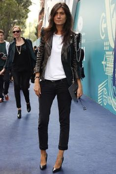 A FRENCH LESSON- Emmanuelle Alt | Mark D. Sikes: Chic People, Glamorous Places, Stylish Things