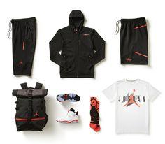Jordan Brand – Air Jordan VI White Infrared collection