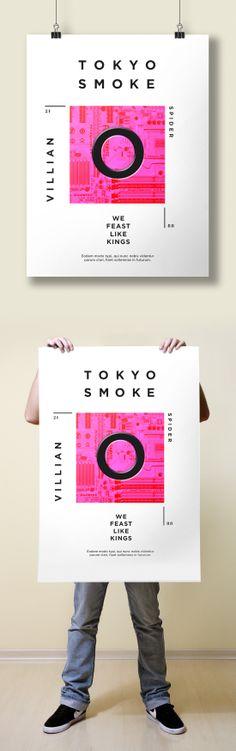 Tokyo Smoke by GRNY