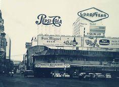 https://flic.kr/p/sY9jzE | Plaza Moraga, Manila. Circa 1960 | Credit: June Candido of Old Manila FB page.