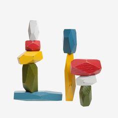 Balancing Blocks - Multi-colored