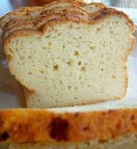 Gluten Free Cottage Cheese Bread.