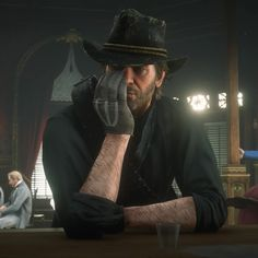 Filipino Funny, Red Dead Redemption Ii, Rdr 2, Video Games, Father, Wallpapers, Painting, Character Design, Pai