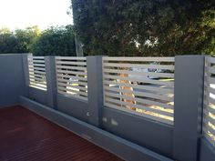Aluminium slat fencing is additional protection without skimping on privacy. Read on to find out more how you can customise them.
