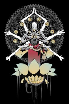 """""""So I finally made this print into a shirt. I'll have better pictures later D:"""" Overwatch Support, Overwatch Tattoo, Overwatch Zenyatta, Modern Art Paintings, Oil Paintings, Character Art, Character Design, Overwatch Wallpapers, Dnd Art"""