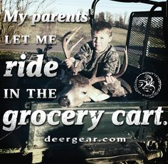 This is how we get our food! How about you? #ThisIsLegendary www.deergear.com
