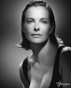 Carole Bouquet – Studio Harcourt Paris