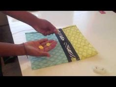 DIY Tutorial: iPad Cases / How to Make an iPad Case: Bubble Mailier turned iPad case Tutorial - YouTube - Bead&Cord