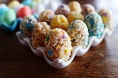 Rice Krispy Easter Eggs   The Pioneer Woman | Ree Drummond