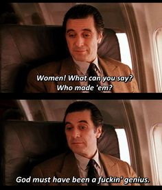 Scent of a Woman (1992) Al Pacino as Col. Frank Slade