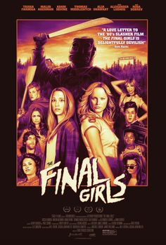 The Final Girls - Movie Posters
