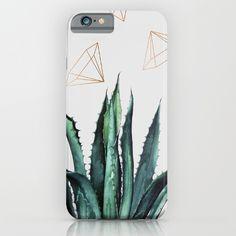 Agave Geometry #society6 #decor #buyart iPhone & iPod Case by 83 Oranges™ | Society6