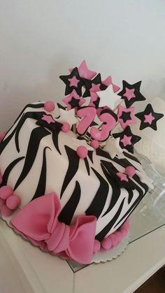 Teenage girl cake