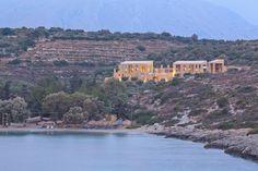 Luxury villas overlooking Loutraki bay.  www.oleavillas.com