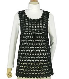 Japanese Woolmark site with great free crochet and knitting charted patterns