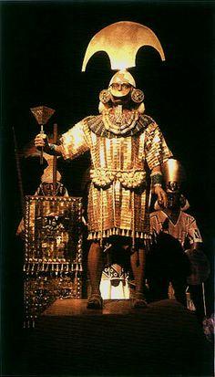 Sipan Moche-Peru Gold