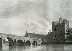 Leighlinbridge Castle