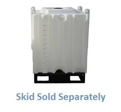 120 Gallon Stackable Tank  sc 1 st  Pinterest & 100 Gallon Plastic Water Tank - great for storage or transporting ...