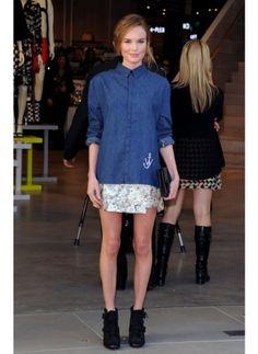 Kate Bosworth    Look de star Hippie chic    Programmez vos looks de l'été !