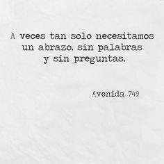 #Avenida749 #Frases .  .  .  .  #Escritos #Poema #Amor #Inspiracion #Amistad #Lectura #Versos #Escritura #Amistad #TuyYo #Parejas #Enamorados