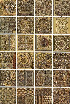 Byzantine design. Good inspiration.